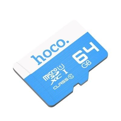 Κάρτα Μνήμης Hoco TF High Speed Memory 64GB Class 10 (USB 3.0) - (200-104-995)