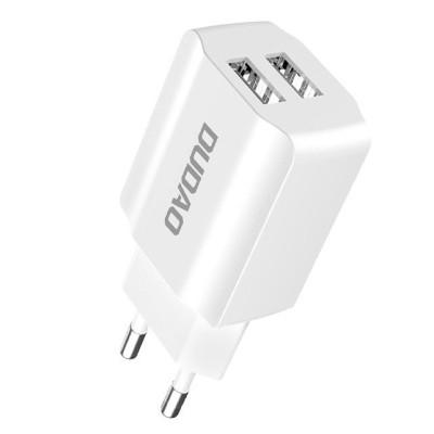Ο Dudao είναι ένας φορτιστής ταξιδίου με 2 θύρες USB.