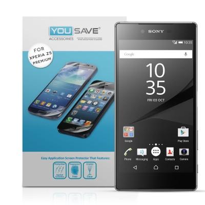 Μεμβράνη Προστασίας Οθόνης για Sony Xperia Z5 Premium