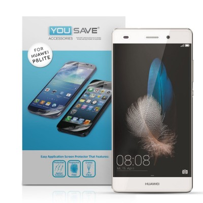 Μεμβράνη Προστασίας Οθόνης για Huawei P8 Lite by Yousave