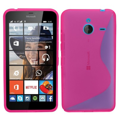 Microsoft Lumia 640XL ροζ
