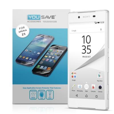 Μεμβράνη Προστασίας Οθόνης Sony Xperia Z5