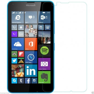 Tempered Glass - Αντιχαρακτικό Γυαλί Οθόνης για Microsoft Lumia 640XL