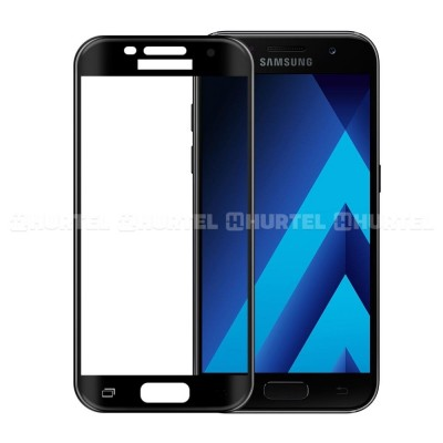 Wozinsky Full Screen Tempered Glass Black - Αντιχαρακτικό Γυαλί Οθόνης για Samsung Galaxy A5(2017) (200-103-792)