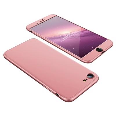 Full Body θήκη για iPhone 8/7 ροζ OEM