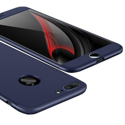 Full Body θήκη για iPhone 8/7 Plus μπλε OEM