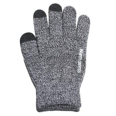 Γάντια για Οθόνη Αφής Γκρι με αντιολισθητική επένδυση ΟΕΜ (200-105-056)