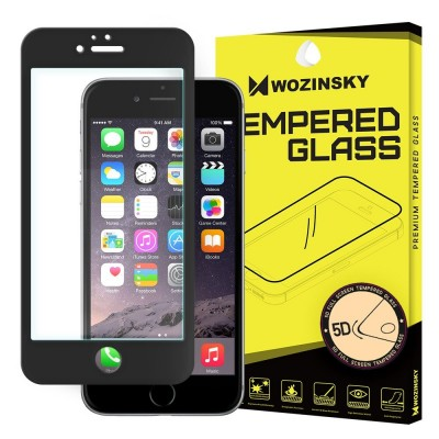Wozinsky Full Glue Tempered Glass για Apple iPhone 6s /6 - Black (200-105-579)
