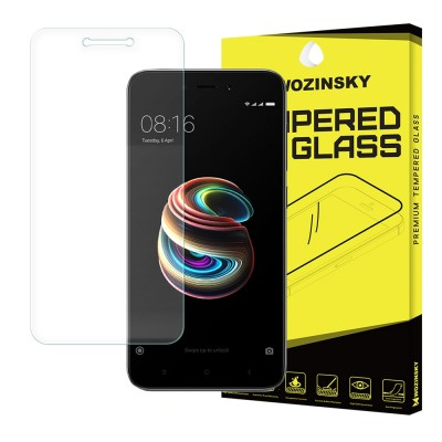 Wozinsky Tempered Glass - Αντιχαρακτικό Γυαλί Οθόνης για Xiaomi Redmi 5A