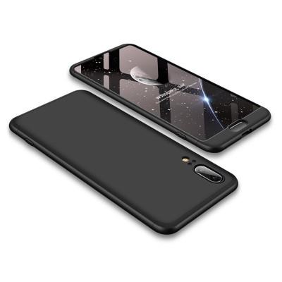 Full Body θήκη για Huawei P20 μαύρη