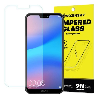 Wozinsky Tempered Glass - Αντιχαρακτικό Γυαλί Οθόνης για Huawei P20 Lite
