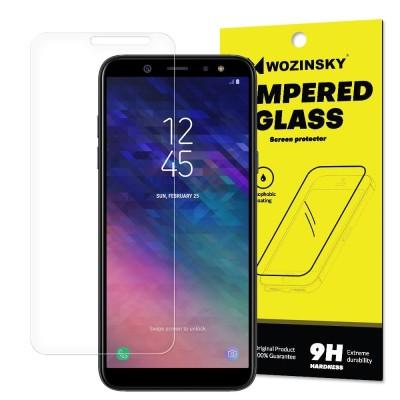 Wozinsky Tempered Glass - Αντιχαρακτικό Γυαλί Οθόνης για Samsung Galaxy A6 (2018)