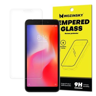 Wozinsky Tempered Glass 9H για Xiaomi Redmi 6 / 6A (200-105-847)