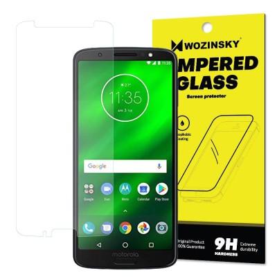 Wozinsky Tempered Glass - Αντιχαρακτικό Γυαλί Οθόνης για Motorola Moto G6 Plus