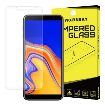 Wozinsky Tempered Glass - Αντιχαρακτικό Γυαλί Οθόνης για Samsung Galaxy J4 Plus 2018 - (200-105-583)