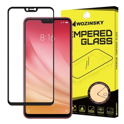 Wozinsky Full Cover Tempered Glass Full Glue Black για Xiaomi Mi 8 Lite (200-104-796)