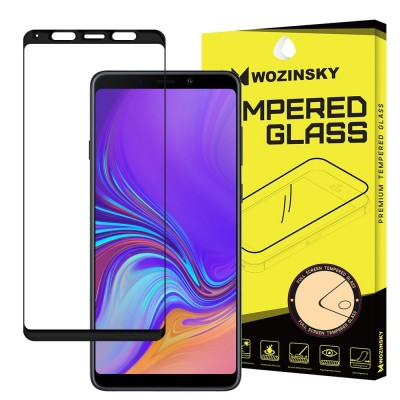 Wozinsky Full Cover Tempered Glass Black για Samsung Galaxy A9(2018)
