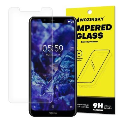 Wozinsky Tempered Glass - Αντιχαρακτικό Γυαλί Οθόνης για Nokia 5.1 Plus
