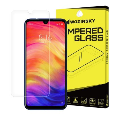 Wozinsky Tempered Glass - Αντιχαρακτικό Γυαλί Οθόνης για Xiaomi Redmi Note 7