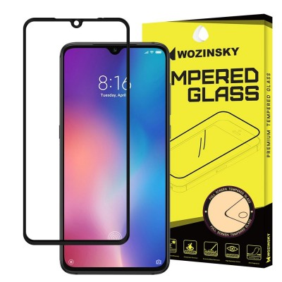 Wozinsky Full Cover Tempered Glass Black για Xiaomi Mi 9 (200-103-771)
