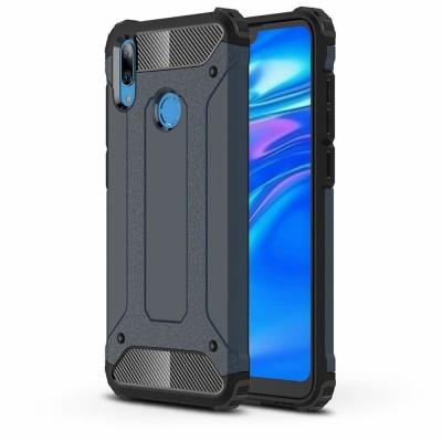 Ανθεκτική Θήκη Tech Armor για Huawei Y6 2019 Blue - OEM (200-104-807)