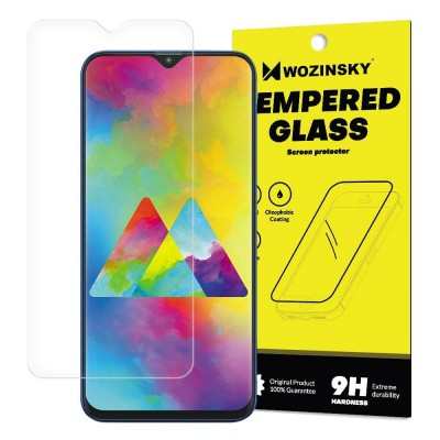 Wozinsky Tempered Glass 9H Screen Protector for Samsung Galaxy M20 (200-104-809)