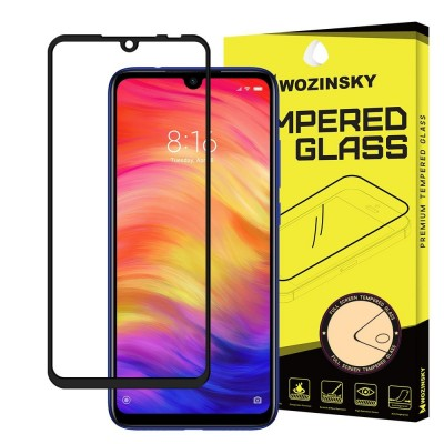 Wozinsky Full Cover Tempered Glass Black για Xiaomi Redmi 7 (200-104-144)