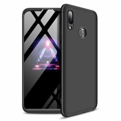 Θήκη Hybrid Full Body 360° Huawei Y7 2019 / Y7 Prime 2019 - Black OEM (200-105-589)