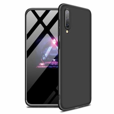 Full Body θήκη για Samsung Galaxy A50 μαύρη -OEM (200-103-818)