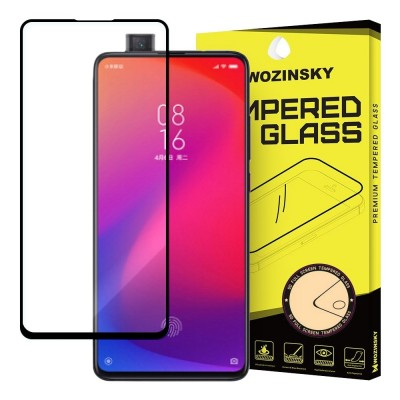 Wozinsky Full Cover Tempered Glass Full Glue για Xiaomi Mi 9T Pro / Mi 9T - Black (200-104-216)