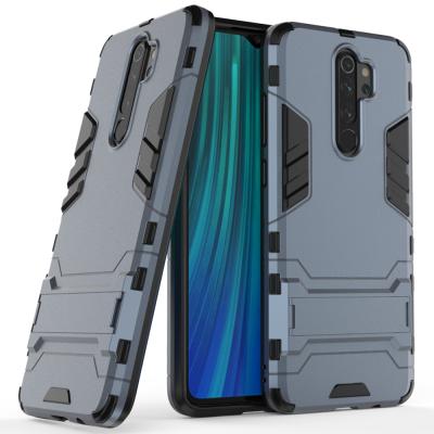 OEM Ανθεκτική θήκη Stand Armor Xiaomi Redmi Note 8 Pro - Blue (200-105-080)