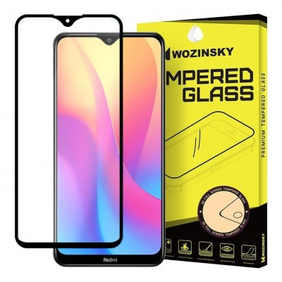 Wozinsky Full Cover Tempered Glass Black για Xiaomi Redmi 8A (200-104-847)