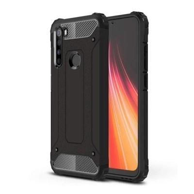 Ανθεκτική Θήκη Tech Armor για Xiaomi Redmi Note 8 Black- OEM (200-104-895)