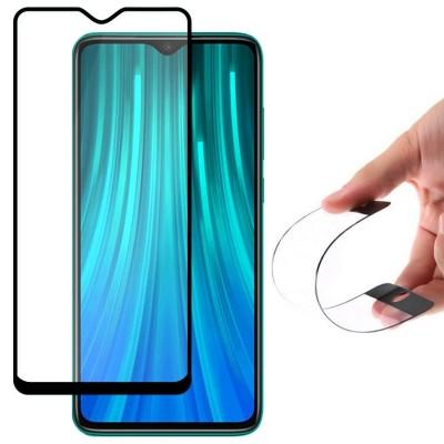 OEM Nano Flexi Glass Hybrid - Αντιχαρακτικό Γυαλί Οθόνης Xiaomi Redmi Note 8 Pro (200-105-710)