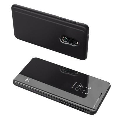 Θήκη Clear View Standing Cover για Xiaomi Redmi 8 Ροζ - OEM (200-105-092)