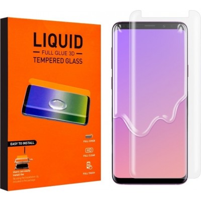 T-MAX Replacement Kit of Liquid 3D Tempered Glass - Σύστημα Αντικατάστασης Samsung Galaxy S9 Plus (05-00042)