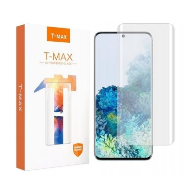 T-MAX Replacement Kit of Liquid 3D Tempered Glass - Σύστημα Αντικατάστασης Samsung Galaxy S20 Ultra (05-00048)