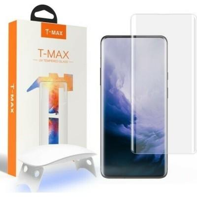 T-MAX Liquid Full Glue 3D Tempered Glass - Σύστημα Προστασίας Οθόνης Samsung Galaxy S8 (05-00007)