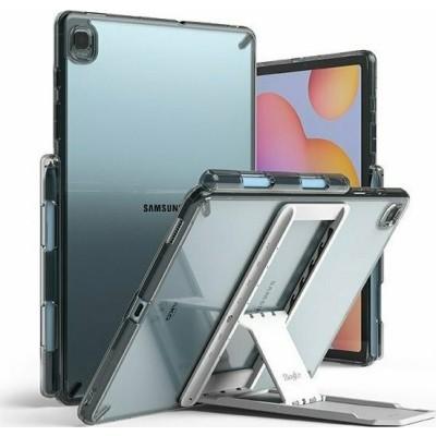 "Ringke Fusion Combo Outstanding - Θήκη Samsung Galaxy Tab S6 Lite 10.4"" P610 / P615 - Smoke Black / Light Gray (8809818840646)"