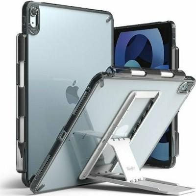 "Ringke Fusion Combo Outstanding - Θήκη Apple iPad Air 4 2020 10.9"" - Smoke Black / Light Gray (8809818840769)"
