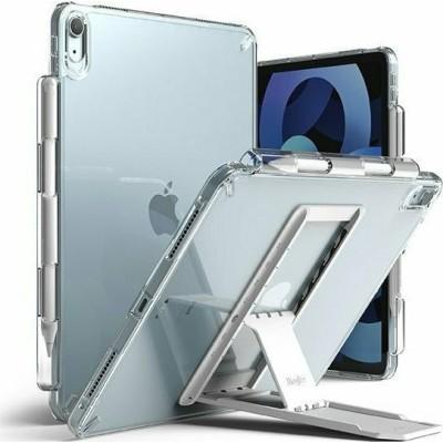 "Ringke Fusion Combo Outstanding - Θήκη Apple iPad Air 4 2020 10.9"" - Clear / Light Gray (8809818840745)"