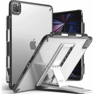 "Ringke Fusion Combo Outstanding - Θήκη Apple iPad Pro 11"" 2021 - Smoke Black / Light Gray (8809818840721)"