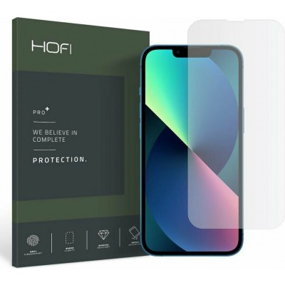 Hofi Premium Pro+ Hybrid Glass - Αντιχαρακτικό Υβριδικό Προστατευτικό Γυαλί Οθόνης - Apple iPhone 13 mini (6216990212932)