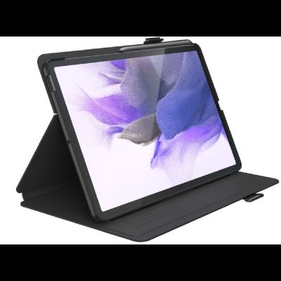 """Speck Θήκη Balance Folio με Αντιμικροβιακή Επένδυση Microban - Samsung Galaxy Tab S7 FE 5G 12.4"""" T730 / T736B - Black (141643-1050)"""