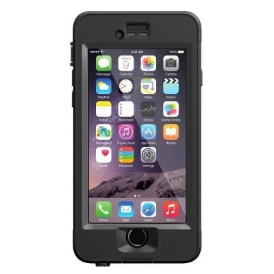 LifeProof ανθεκτική και αδιάβροχη θήκη για iPhone 6 / 6s nuud Black
