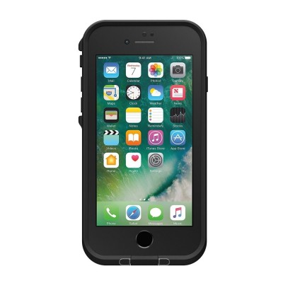 LifeProof ανθεκτική και αδιάβροχη θήκη για iPhone 7 Plus fre Asphalt Black (77-53996)