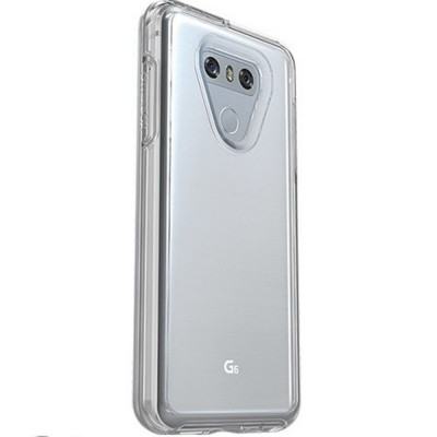 OtterBox LG G6 Symmetry Clear Crystal (77-55435)