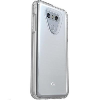 OtterBox LG G6 Symmetry Clear Crystal (77-55435)