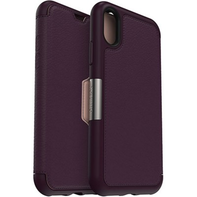 OtterBox iPhone X / Xs Strada Folio Royal Blush (77-59632)