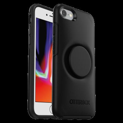 OtterBox iPhone 8 / 7 Pop Symmetry Black (77-61655)